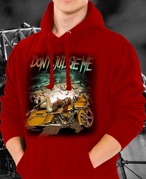 dont_judge_me_mens_gold_bagger_girl_hoodie_red_mini