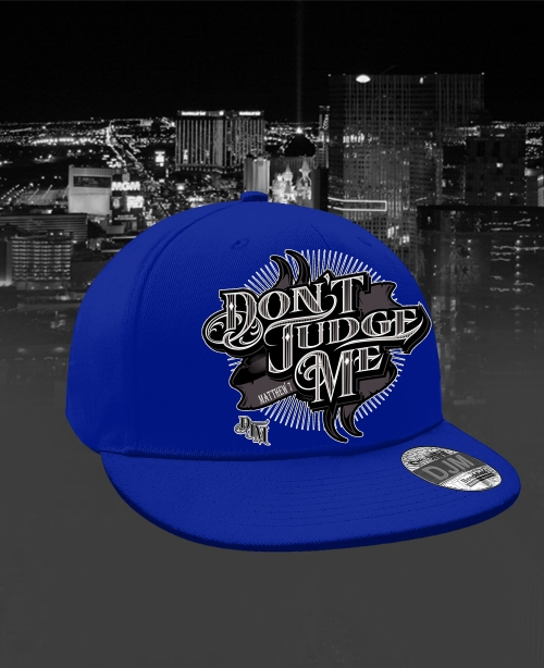 dont_judge_me_mens_monogram_logo_flat_beak_blue_mini