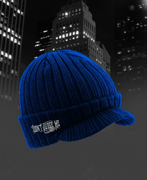 dont_judge_me_mens_mvp_beanie_cap_blue_mini