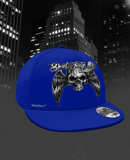 dont_judge_me_mens_skull_flag_flat_beak_cap_blue_mini
