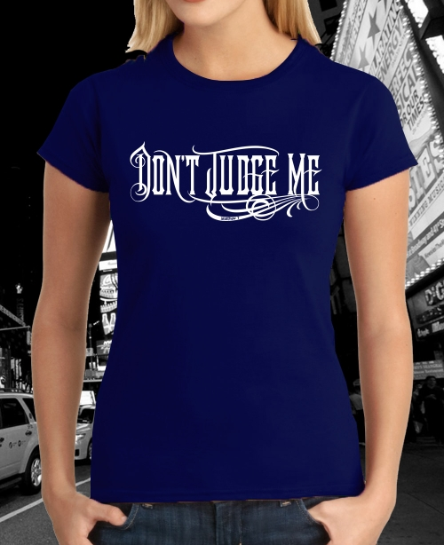 dont_judge_me_original_logo_tshirt_blue_ladies_mini