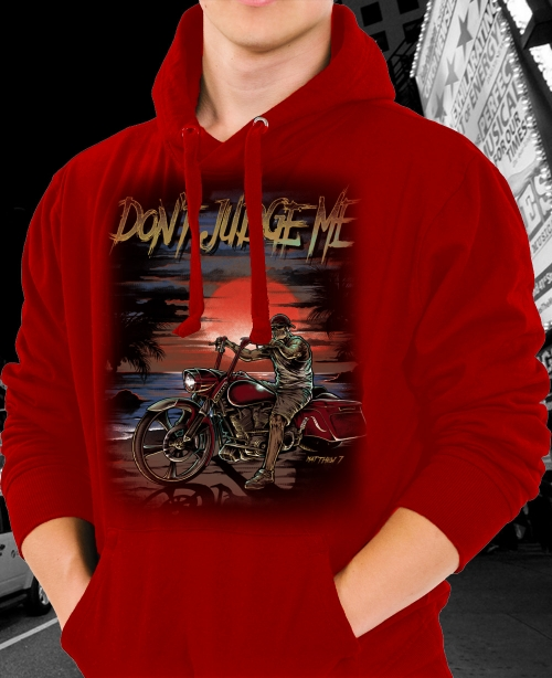 dont_judge_me_red_bagger_hoodie_red_mini