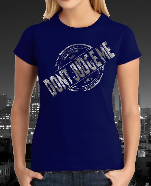 dont_judge_me_stamp_logo_tshirt_black_ladies_blue_mini