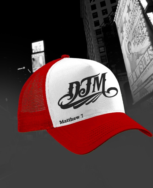 dont_judge_me_team_logo_trucker_cap_red_mini