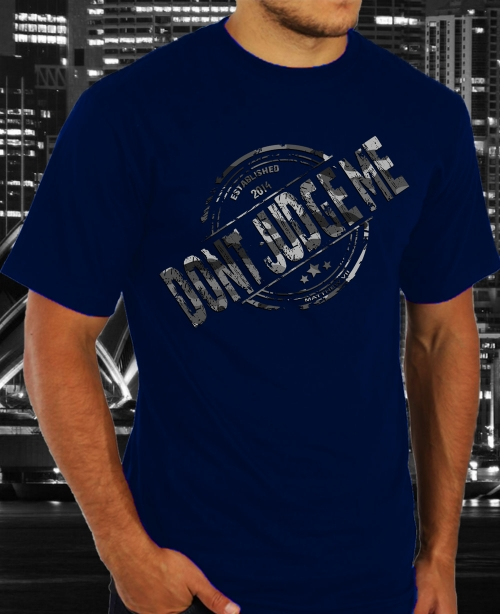 stamp_logo_camo_dont_judge_me_tshirt_blue_mini