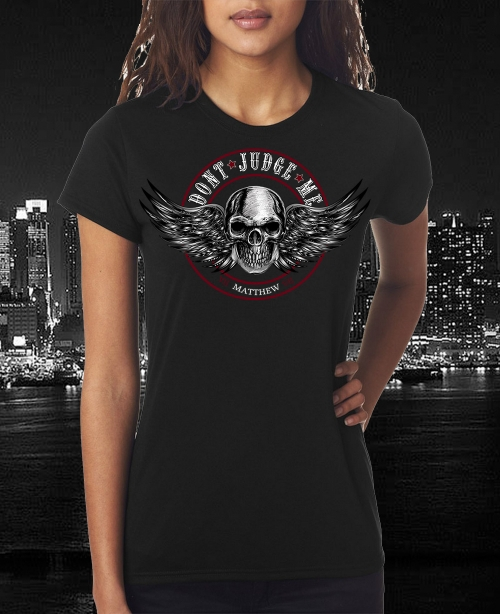 black-shirt-for-women-CIRCLESKULL
